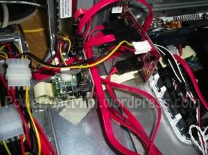 La carte RAID et le multiplicateur de ports SATA
